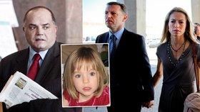 »Maddie tajně spálili v rakvi s mrtvou Britkou!« Bývalý detektiv opět šokuje
