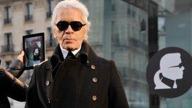 Výroky Karla Lagerfelda: Nikdo nechce koukat na oplácané ženy!