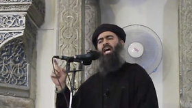 """""""Zničte města nevěřících."""" Šéf ISIS Bagdádí vyzval k další válce"""