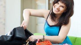 7 věcí, které byste měla mít vždy v kabelce