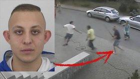Zmlátil oběť tyčí, u soudu vyhrožoval, po rozsudku utekl: Policie po něm pátrá