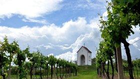 Kam na Znojemsku? Region láká romantickými zámky, tajemným podzemím či tradičním vinařstvím