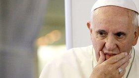 Papež: Ve Vatikánu je korupce a zneužívání dětí kněžími je nemoc