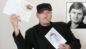 Výročí smrti herce Ivana Luťanského (†30): Měl díru v hlavě a byl v rakvi zmalovaný, vypátral bratr