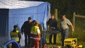 Nejhorší se potvrdilo: Ze sutin mostu vytáhli 4 mrtvé dělníky