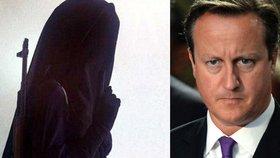 Britský premiér Cameron: Znechutím mladým islámský extremismus!