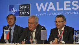 Zeman přirovnal Zaorálkovy výroky k ustupování nacistům za války