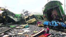 Vlakové neštěstí ve Studénce: Padly návrhy na obžalobu