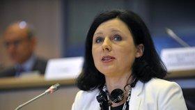 Teroristé zabili kolegyni Jourové. Eurokomisařka: Zastihli Belgii nepřipravenou