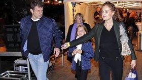 Hrubešová s milencem: Už ho neskrývá ani před svou dcerou!
