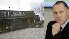 """Další ťafka pro """"sněžícího"""" ředitele Nemocnice Na Homolce: Soud mu nadělil 8,5 roku"""