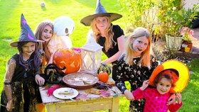 Recepty na Halloweenské dobroty: Nechte děti strašit v kuchyni!
