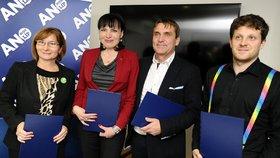 Brno bude mít staronové vedení: Ke koalici se nově připojí TOP 09