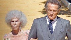 Zemřela vévodkyně z Alby: Zůstal po ní mladý vdovec a 97 miliard