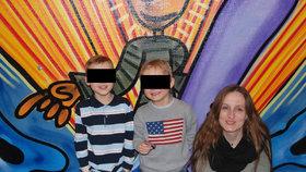 Michaláková o norské sociálce: Když mi brali děti, synovi šokem zapadl jazyk a dusil se!