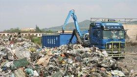 Česko je skládkovací velmocí EU. Zkompostujeme jen tři procenta odpadu