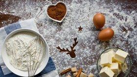Vánoční pečení - jak se vyhnout zbytečným karambolům v kuchyni