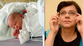Ministryně práce a sociálních věcí Michaela Marksová: Chci plošné porodné pro všechny rodiny!