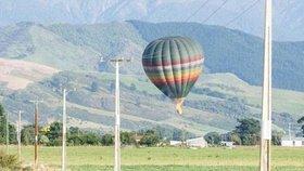 Balón naletěl do elektrického vedení: Zemřelo 11 lidí!