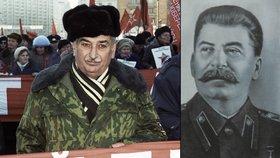 Stalinův vnuk: Děda byl jako Ježíš Kristus, Putin nemá mozek!