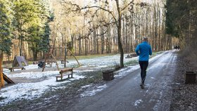 Běžci v Praze 8 jsou neúnavní: Běžecká škola pokračuje až do Vánoc