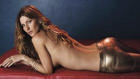 Co nejvíce dojímá modelku Gisele Bündchen?