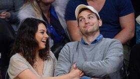 Mila Kunis a Ashton Kutcher jásají: Narodil se jim druhý potomek!