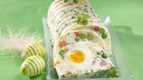 Co s vejci natvrdo: Tradiční velikonoční vaječná tlačenka