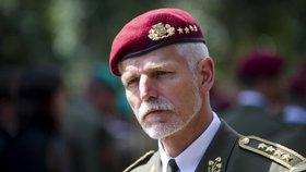 Generál Pavel: Do příspěvku pro NATO se nepočítá péče o krizové regiony