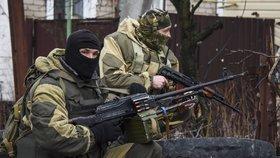 Kyjev, Moskva a separatisté se údajně konečně dohodli: Oddělí je neutrální zóna