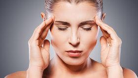 Ne každá bolest hlavy je migréna: Jak poznáte tu skutečnou?