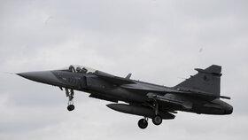 Ruská vzdušná provokace: Švédské stíhačky startovaly kvůli letounům z Východu!