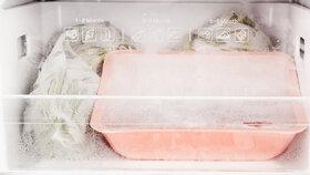 Jak převážet a uchovávat mražené potraviny?