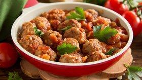 Nejlepší a nejlevnější recepty z mletého masa, které si zamilujete