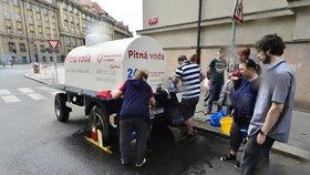 Kde v Praze nepoteče voda: Odstávka postihne Zličín, Smíchov nebo Holešovice