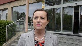 Šéfka ERÚ Vitásková znovu míří před soud. Tentokrát kvůli Vesecké