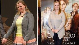Sabina Remundová: Jak se jí podařilo zhubnout a proč je hodně sama?