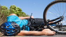 Pes srazil cyklistku: Majitelka dostala roční podmínku