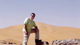 Únos Čecha v Libyi: Pavel byl před 4 měsíci ještě naživu, tvrdí zdroj
