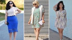 10 letních outfitů podle XL blogerek! Inspirujte se!