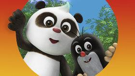 Krtečka a Pandu začne jako první vysílat čínská televize. Česko musí počkat