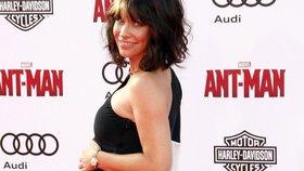 Evangeline Lilly z Hobita je podruhé těhotná