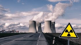 Únik radiace v Temelíně. Dostala se mimo povolené prostory