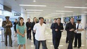 Nové letiště se mocnému Kimovi nelíbilo, architekta nechal popravit