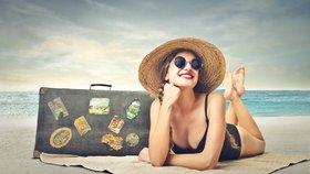Jak si zabalit na dovolenou? Triky, jak vše v klidu naskládat do kufru!