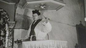 Řeporyje vzdají hold umučenému faráři Toufarovi. K 70. výročí tragédie po něm pojmenují ulici