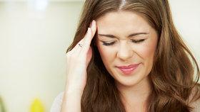Trápí vás migrény? Jak s nimi bojovat a proč vlastně vznikají?