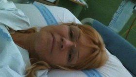 Smutný pohled: Věra Martinová upoutána na nemocničním lůžku! Není to dobré, ruší veškeré plány…