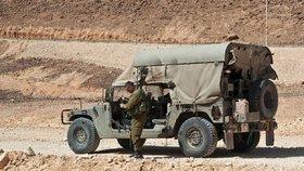 Armáda na Sinaji zabila 52 podezřelých ozbrojenců. V Egyptě měli prý i drony