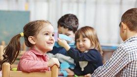 Rodiče, nezapomeňte přihlásit své ratolesti: Šeberovská mateřská školka přijímá přihlášky